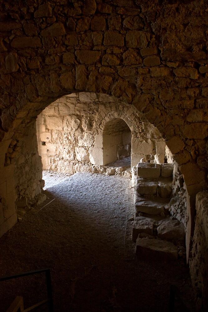 Arches and Passageways by Karen Millard