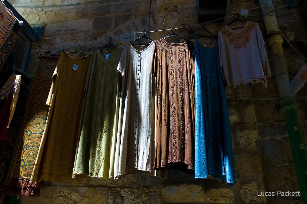 Israel, Jerusalem - Old City by Lucas Packett