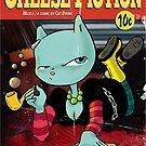 Cheese Fiction – Mizzle Comic by Cat Byrne
