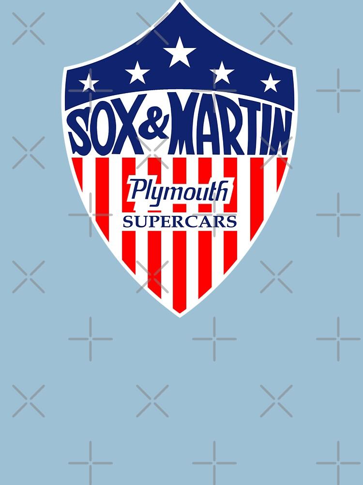 Sox Martin von TheScrambler