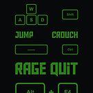 Gamer Controls by stegopawrus