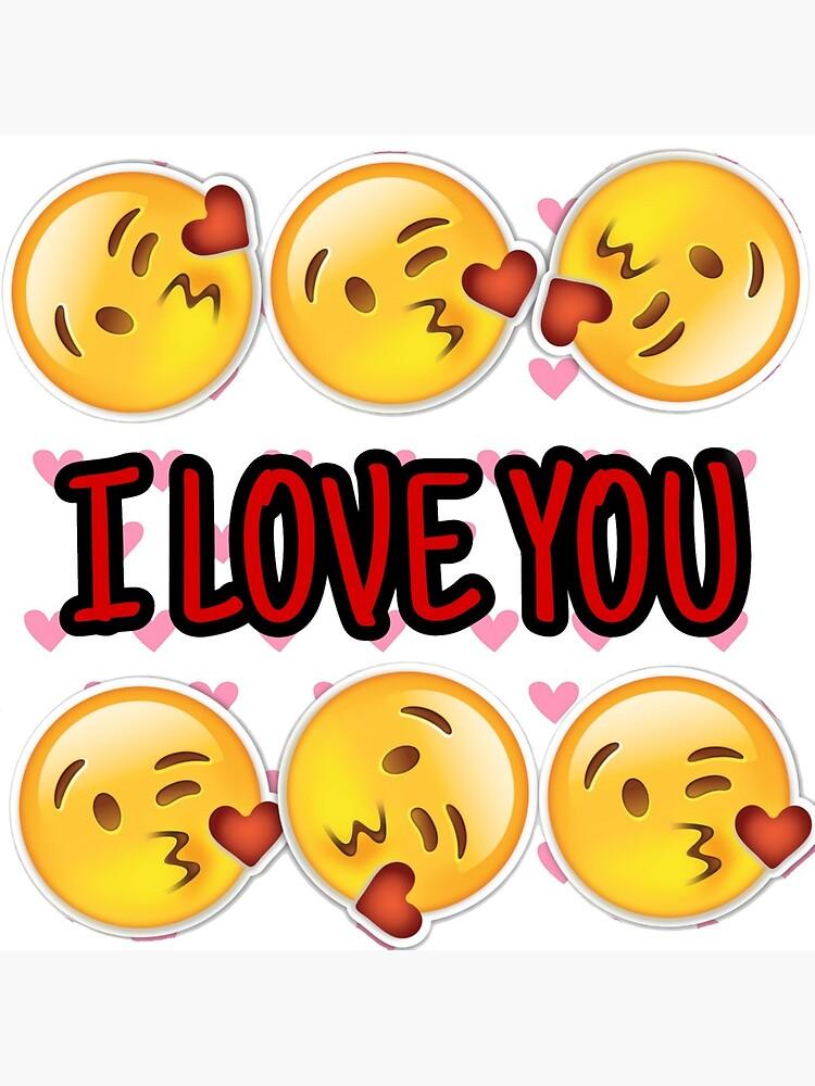 Liebe bedeutet ich dich emoji welches Herz