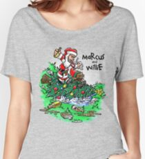 Marcus and Willie Women's Relaxed Fit T-Shirt