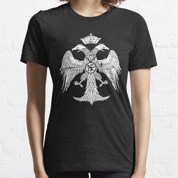 Palaiologos Dynasty - Byzantine Empire Eagle Essential T-Shirt