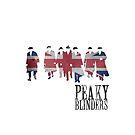 Peaky Blinders Union by eyevoodoo