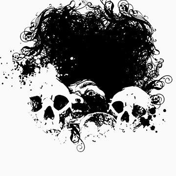 Skull Cave by Ragbudda