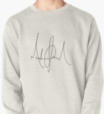 Michael Jackson Signature Pullover