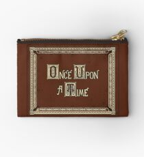 Once Upon a Time Storybook Studio Pouch