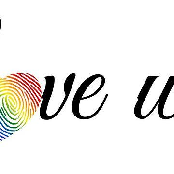 Love Wins by AnnieKress