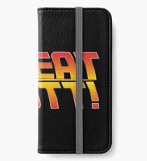 Back to the future - Great Scott! iPhone Wallet/Case/Skin