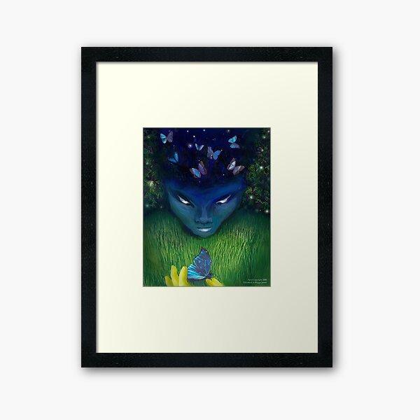 Save Framed Art Print