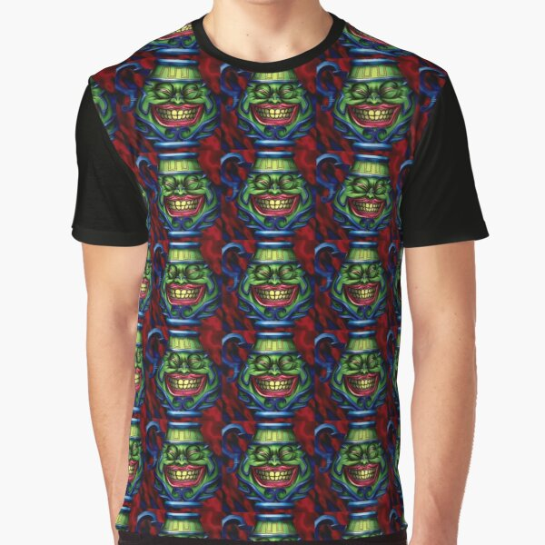 Pot of Greed Graphic T-Shirt