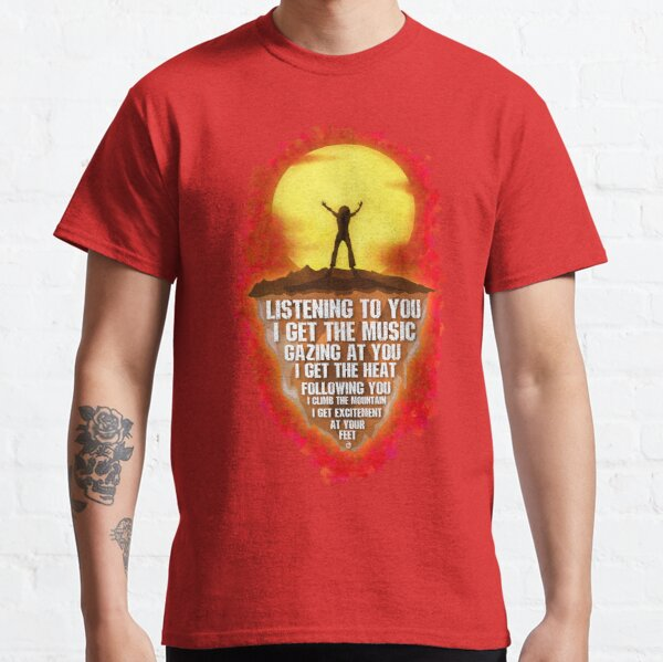 The Who - Tommy: Listening to you Classic T-Shirt