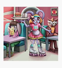 special diner Photographic Print
