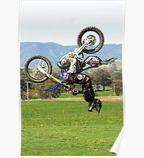 Rhys Hillier - Backflip Poster