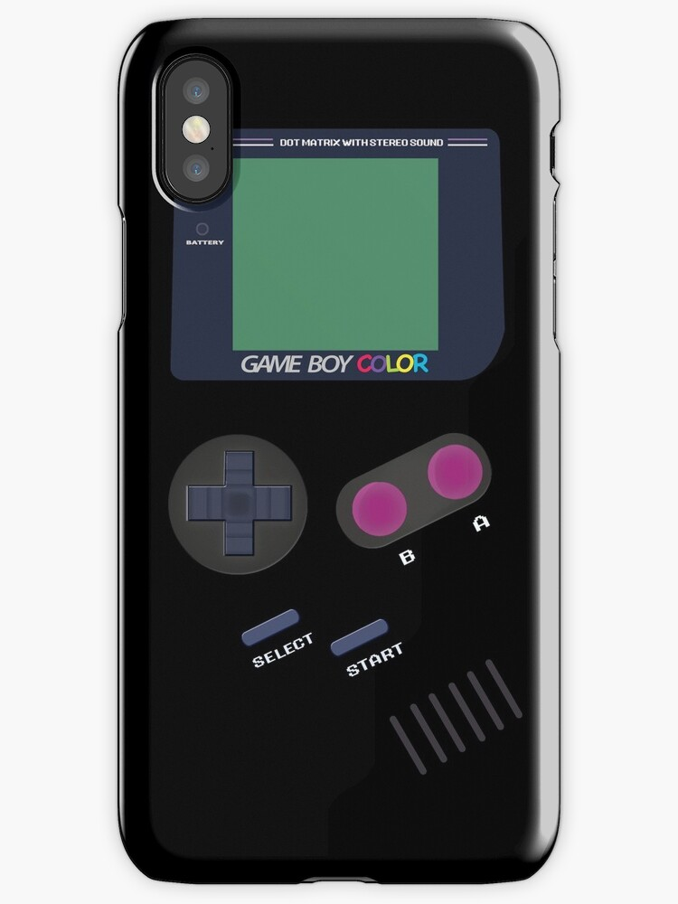 Old Game Boy Video Console  by CroDesign