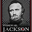 Stonewall Jackson by keytesvillemerc