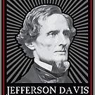 Jefferson Davis by keytesvillemerc