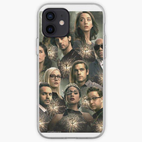 The Magicians, Season Three iPhone Soft Case