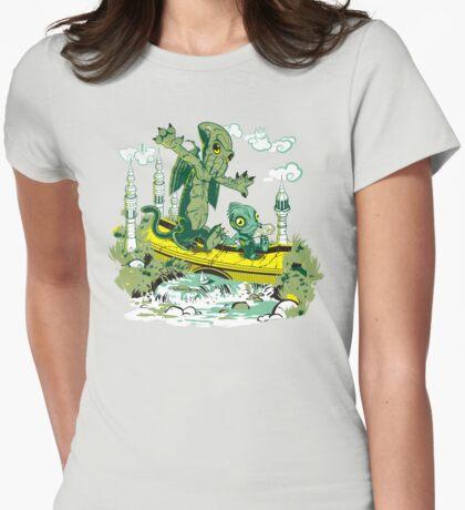 DAGONIN AND CTHULOBBES T-Shirt
