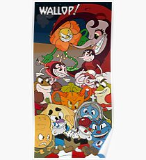 Cuphead Poster