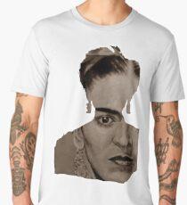 FRIDA KAHLO - sepia Men's Premium T-Shirt