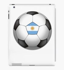 Argentina Soccer Team We Will Win 2018 Cup Futbol In Russia Tshirt iPad Case/Skin