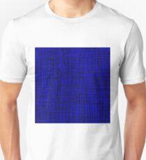Blue, Blue, Blue Unisex T-Shirt