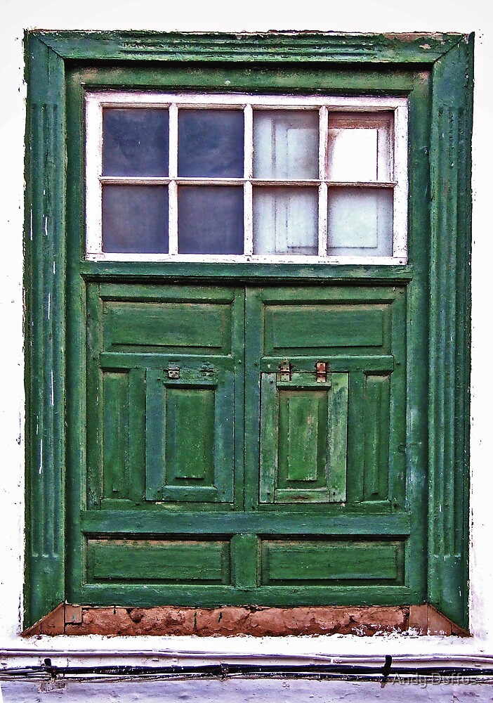 Window - Teguise by Andy Duffus