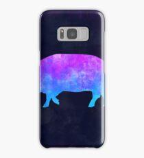 PIG IN SPACE! Samsung Galaxy Case/Skin