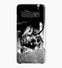 Charles Bukowski - black - quote Case/Skin for Samsung Galaxy