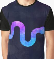 SNAKE IN SPACE! Graphic T-Shirt