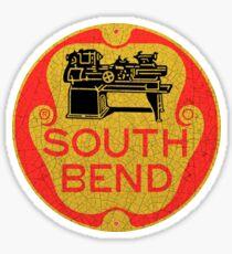 South Bend Werkzeugmaschinen USA Sticker