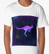 WALLABY IN SPACE! Long T-Shirt