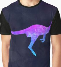WALLABY IN SPACE! Graphic T-Shirt