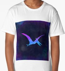 PTERODACTYL IN SPACE! Long T-Shirt