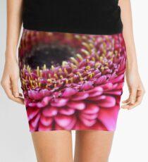 Gerber Daisy in Pink Mini Skirt