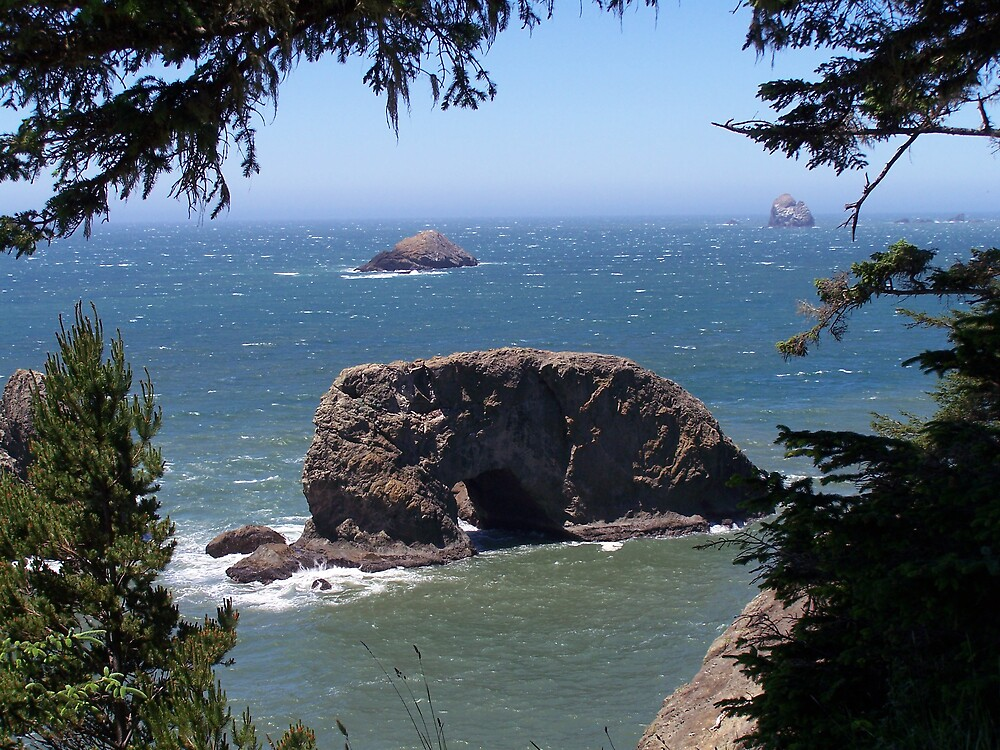 Arch Rock by KGMiller