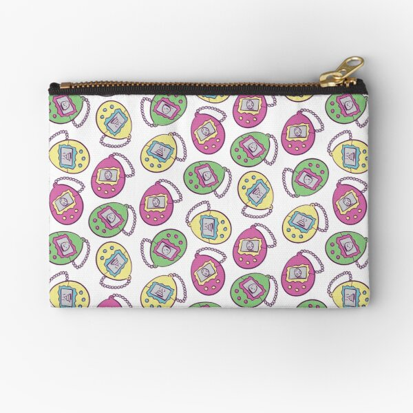 VIRTUAL_PETS Zipper Pouch