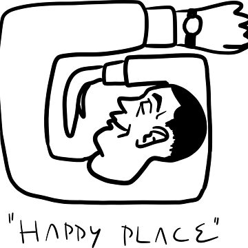 """""""happy place"""" by Urhfurlanic"""