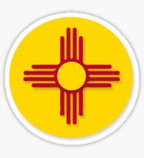 Santa Fe Sticker