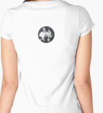 unlucky rabbit Women's Fitted Scoop T-Shirt