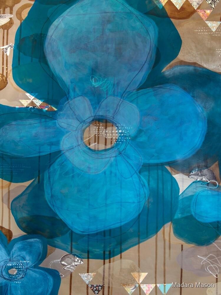 Fragmentary Blue by madaramason