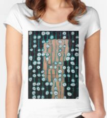 Big Data Women's Fitted Scoop T-Shirt