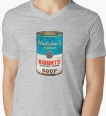 Vladislav's Basghetti, What We Do in the Shadows V-Neck T-Shirt