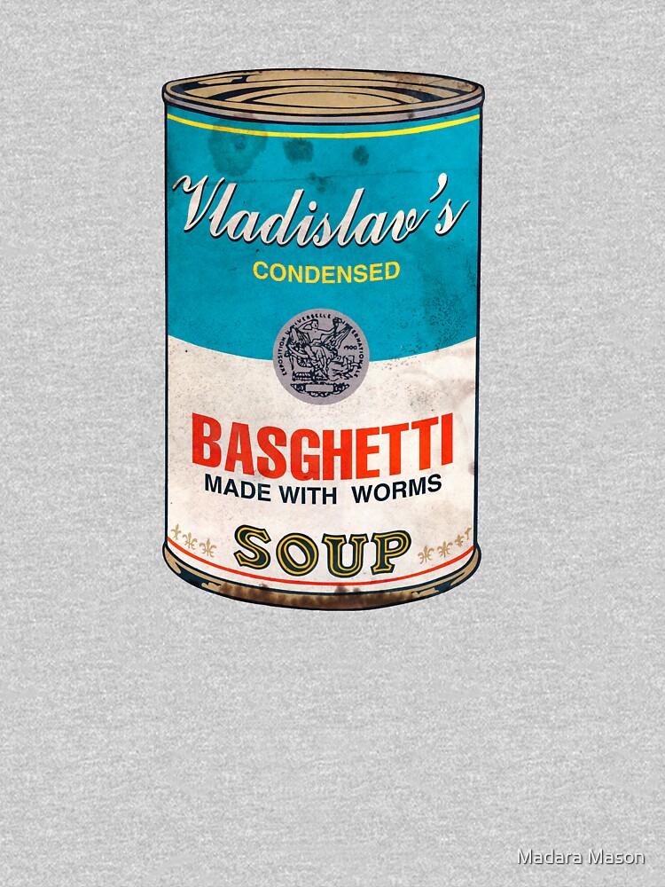 Vladislav's Basghetti, What We Do in the Shadows by madaramason