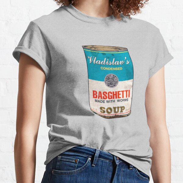 Vladislav's Basghetti, What We Do in the Shadows Classic T-Shirt
