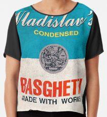 Vladislavs Basghetti, Was wir in den Schatten tun Chiffontop