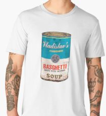 Vladislav's Basghetti, What We Do in the Shadows Men's Premium T-Shirt