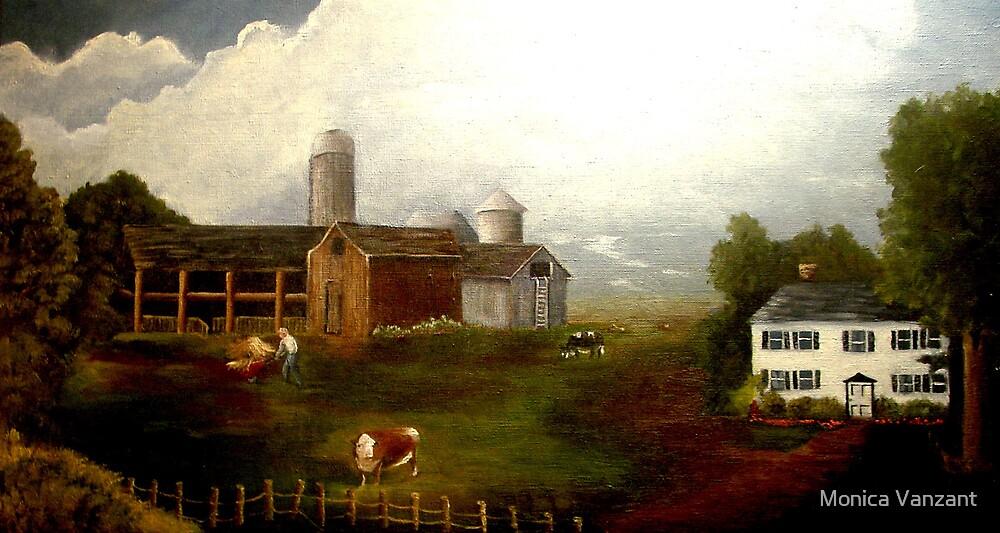 Pennington Farm by Monica Vanzant